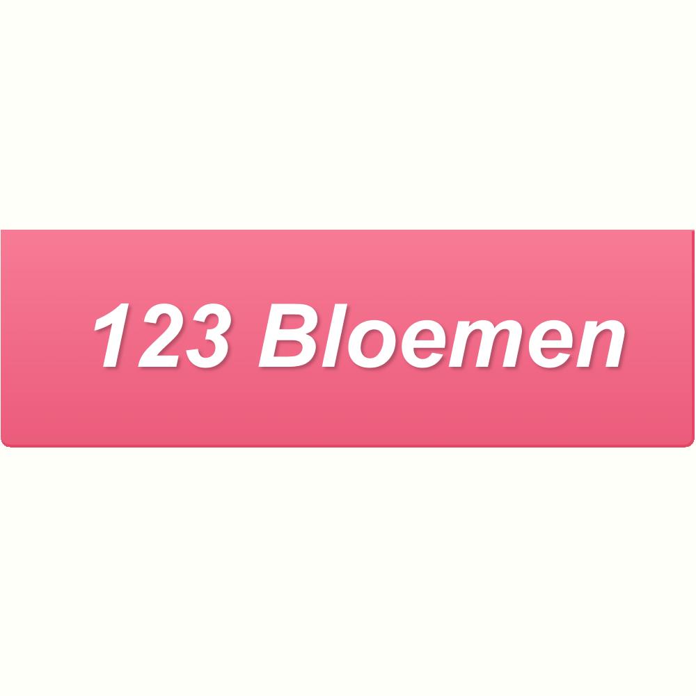 123-Bloemen Bloemen/Tuin
