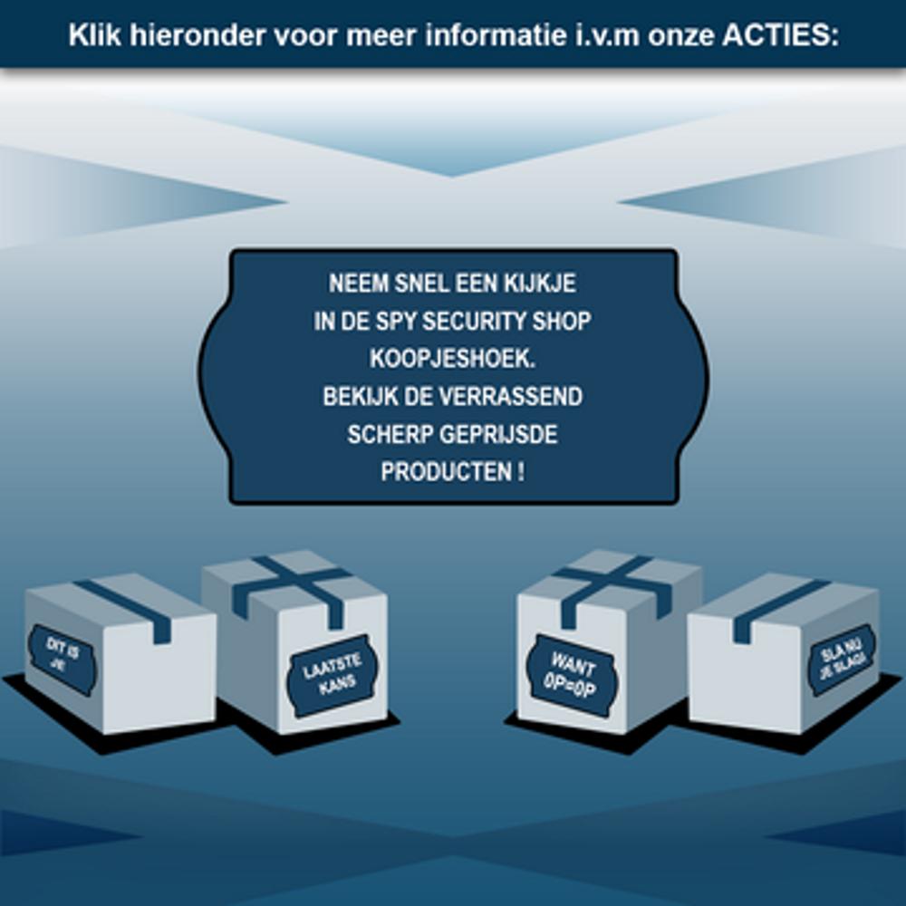 SpySecurityShop.nl Spy en Security Producten